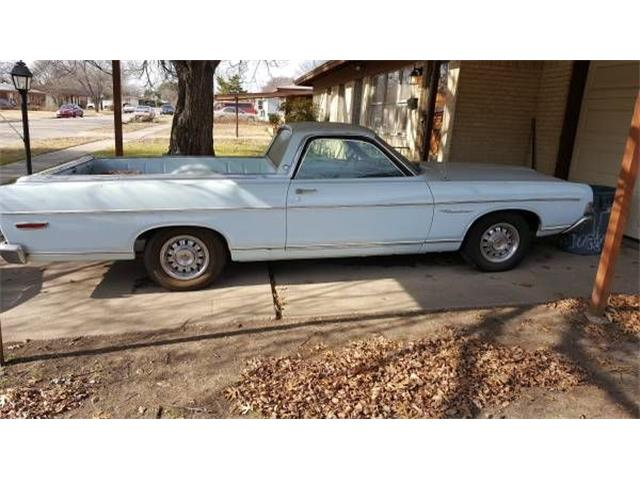 1969 Ford Ranchero (CC-1259931) for sale in Cadillac, Michigan