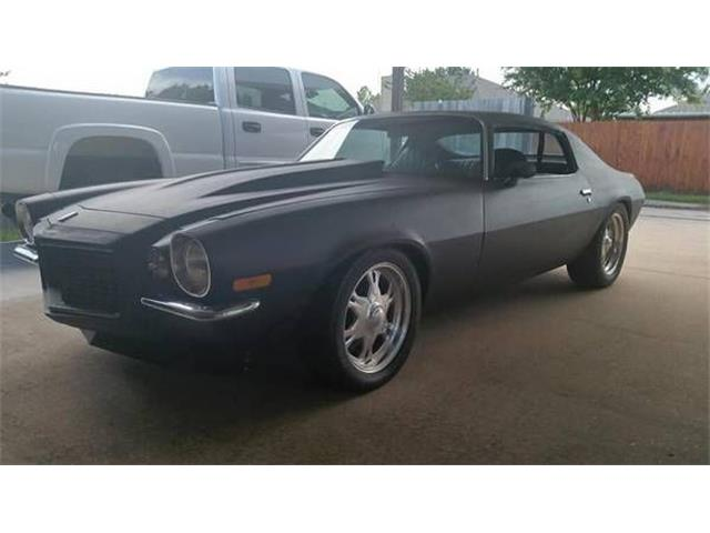1972 Chevrolet Camaro (CC-1259937) for sale in Cadillac, Michigan