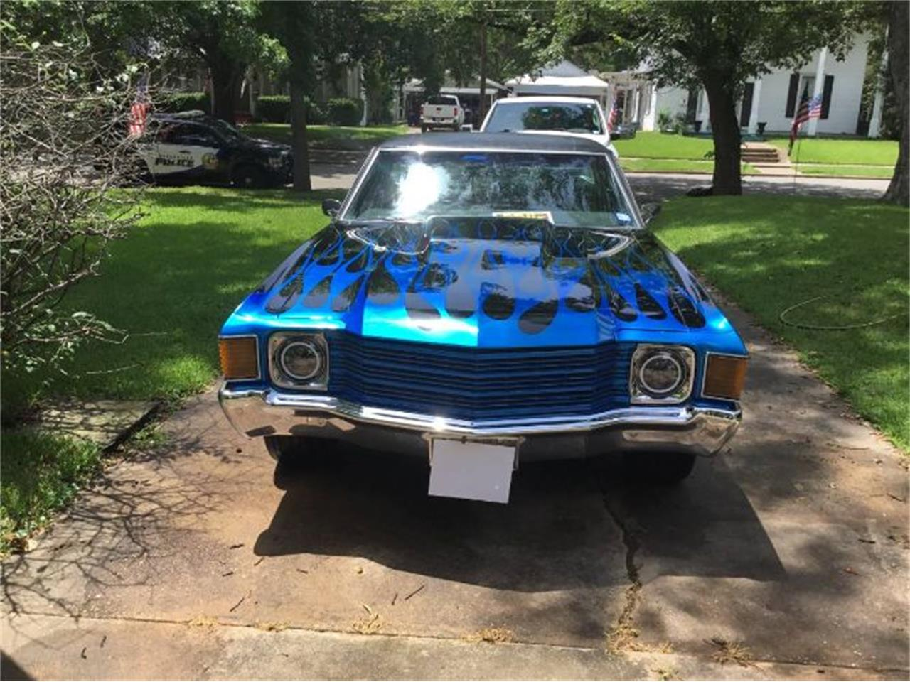 1972 Chevrolet El Camino (CC-1259939) for sale in Cadillac, Michigan