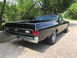 1972 Chevrolet El Camino (CC-1259941) for sale in Cadillac, Michigan