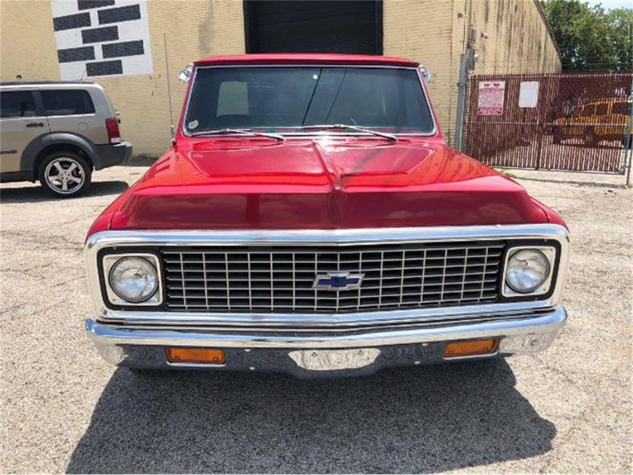 1972 Chevrolet Pickup (CC-1259950) for sale in Cadillac, Michigan
