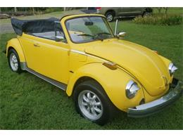 1976 Volkswagen Beetle (CC-1259952) for sale in Cadillac, Michigan
