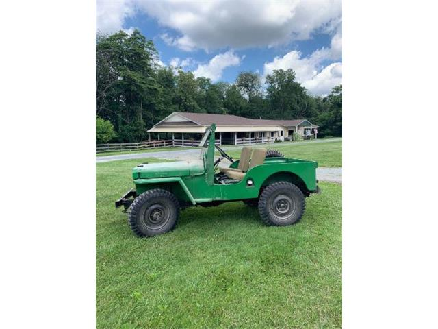 1948 Willys Jeep (CC-1259954) for sale in Cadillac, Michigan