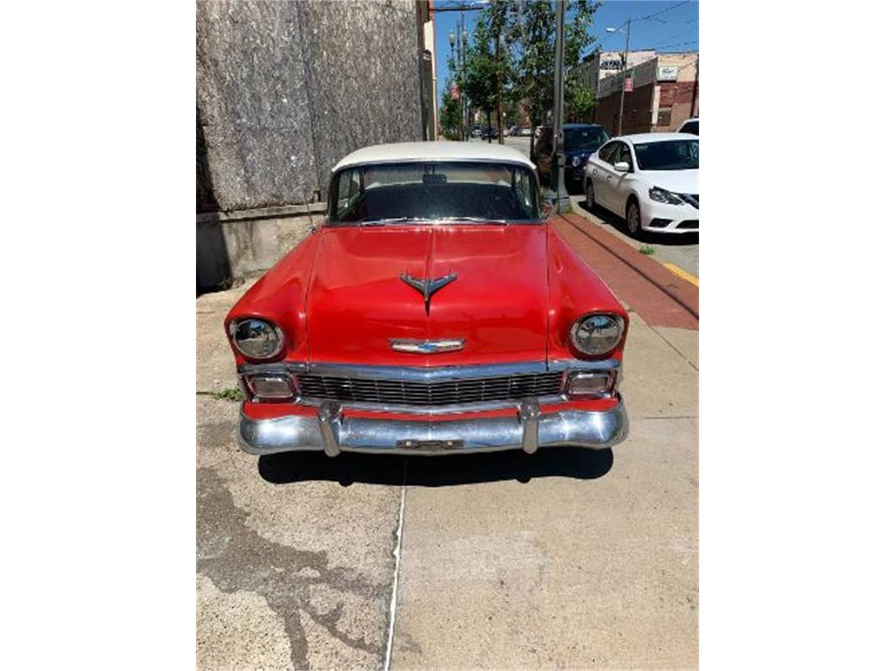 1956 Chevrolet Bel Air (CC-1259958) for sale in Cadillac, Michigan