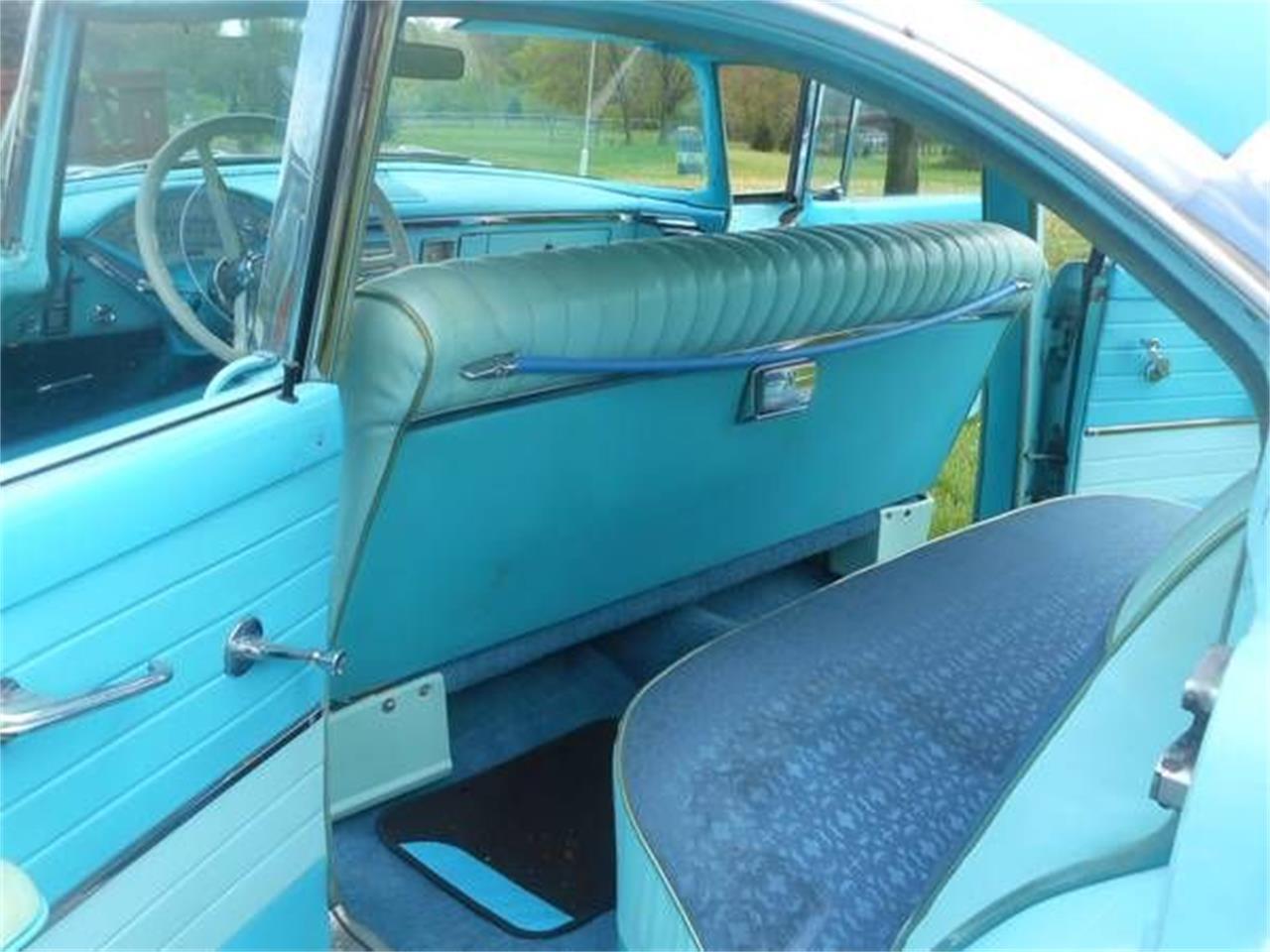 1956 Mercury Monterey (CC-1259961) for sale in Cadillac, Michigan