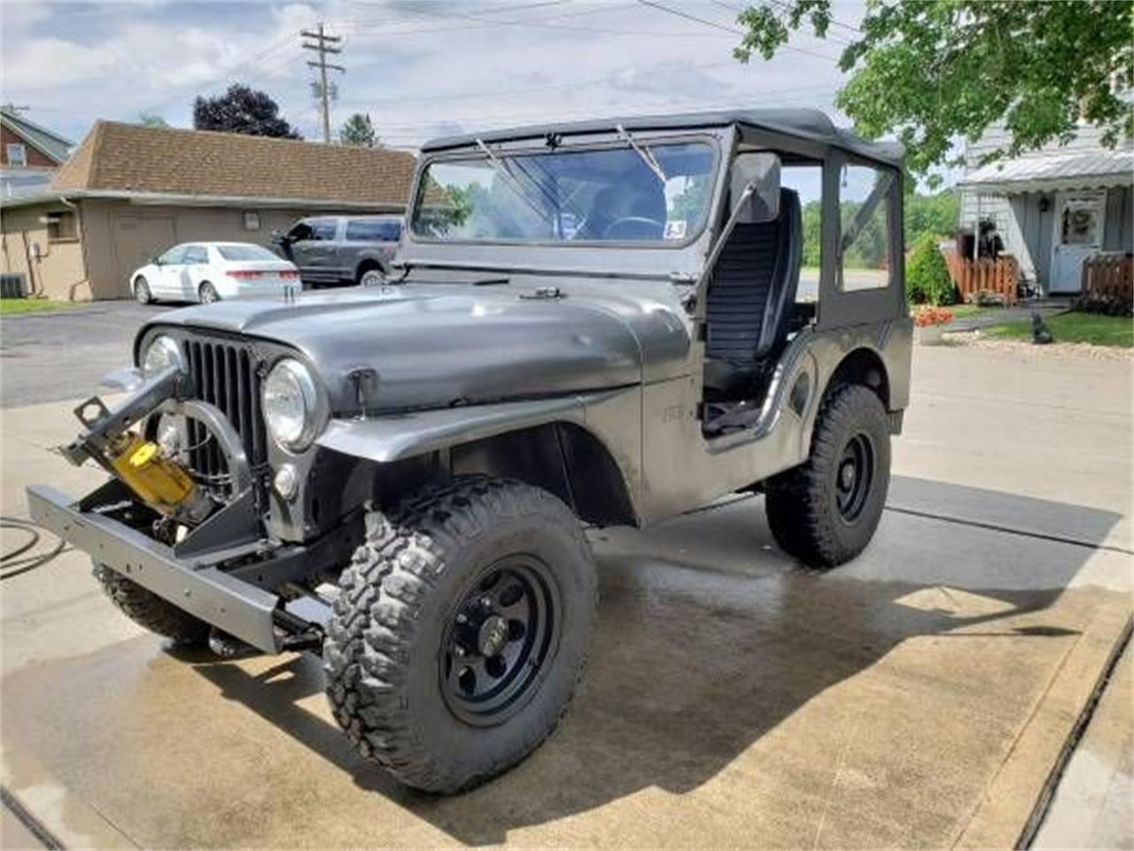 1957 Willys Jeep (CC-1259963) for sale in Cadillac, Michigan