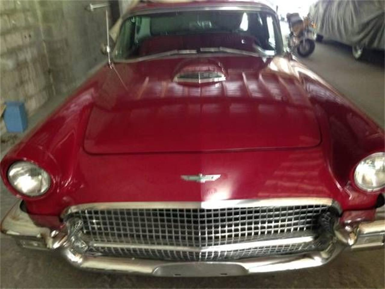 1957 Ford Thunderbird (CC-1259964) for sale in Cadillac, Michigan