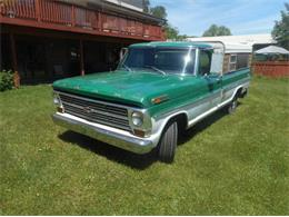 1968 Ford Ranger (CC-1259972) for sale in Cadillac, Michigan
