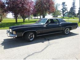1973 Pontiac Grand Prix (CC-1259978) for sale in Cadillac, Michigan