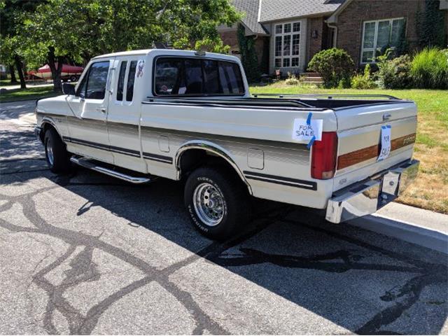 1991 Ford F150 (CC-1259982) for sale in Cadillac, Michigan