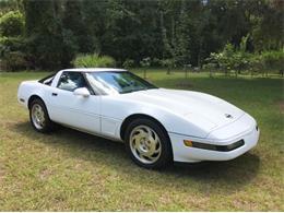 1995 Chevrolet Corvette (CC-1259994) for sale in Cadillac, Michigan