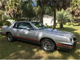 1986 Pontiac Grand Prix (CC-1259998) for sale in Cadillac, Michigan