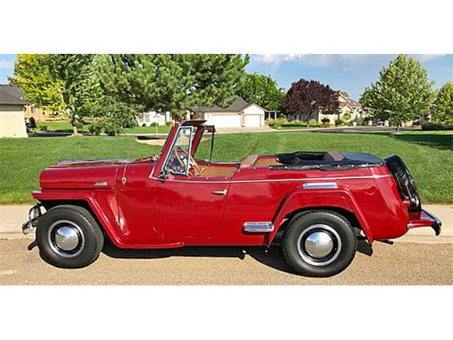 1949 Willys-Overland Jeepster
