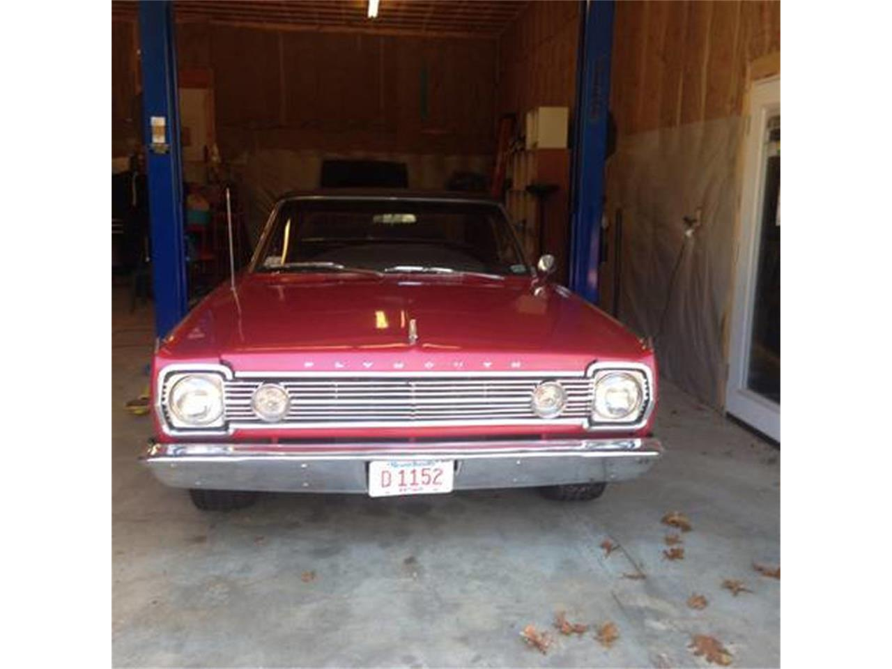 1966 Plymouth Satellite (CC-1261003) for sale in Long Island, New York