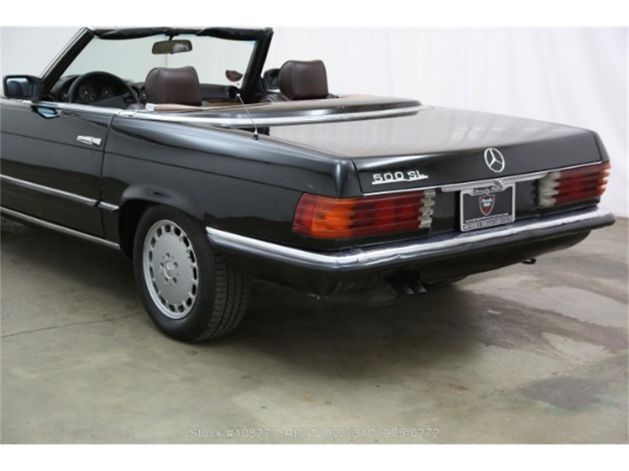1985 Mercedes-Benz 500SL (CC-1261009) for sale in Beverly Hills, California