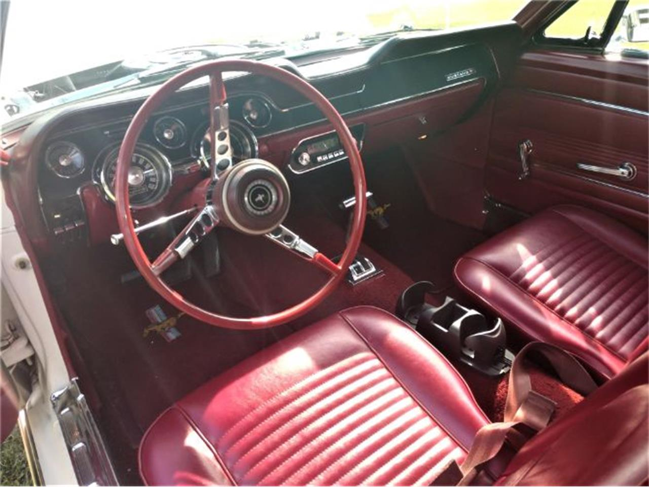 1967 Ford Mustang (CC-1260101) for sale in Cadillac, Michigan