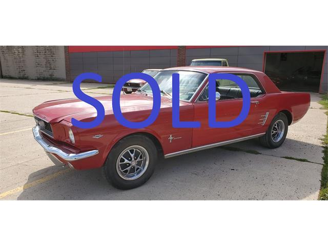 1966 Ford Mustang (CC-1261018) for sale in Annandale, Minnesota