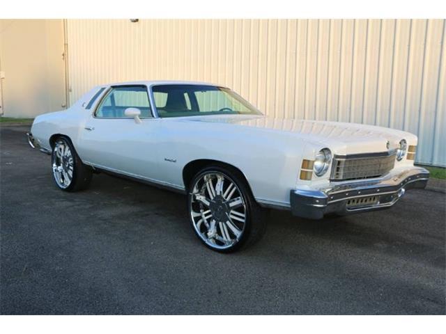 1974 Chevrolet Monte Carlo (CC-1260102) for sale in Cadillac, Michigan