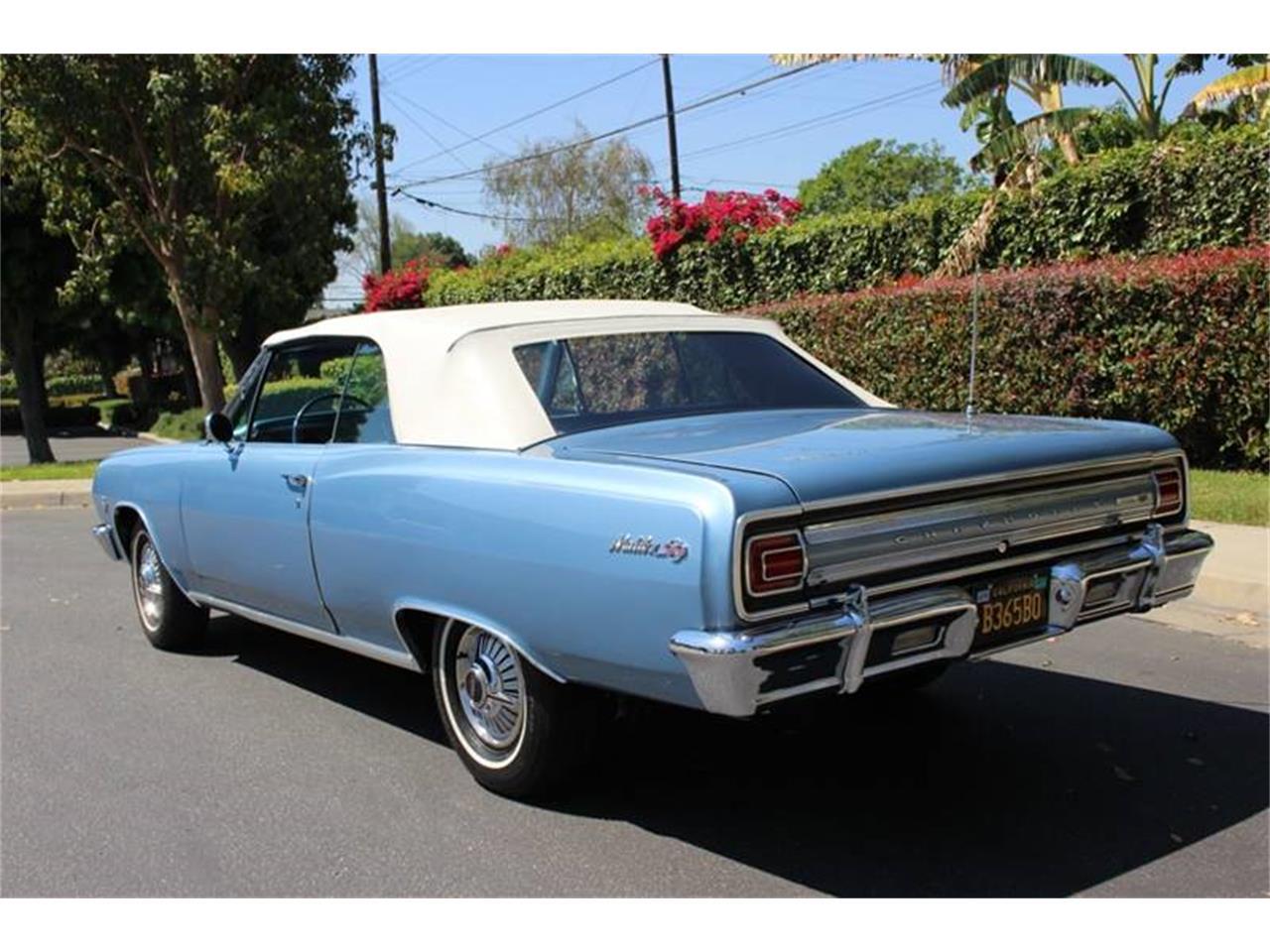 1965 Chevrolet Chevelle Malibu (CC-1261029) for sale in La Verne, California