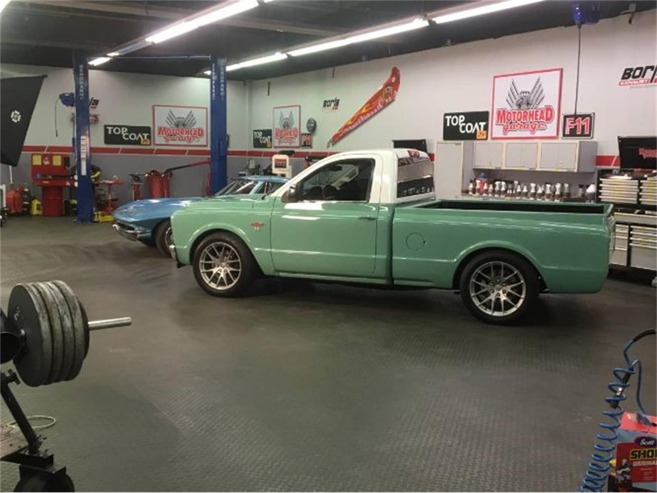 2016 Chevrolet Silverado (CC-1260103) for sale in Cadillac, Michigan