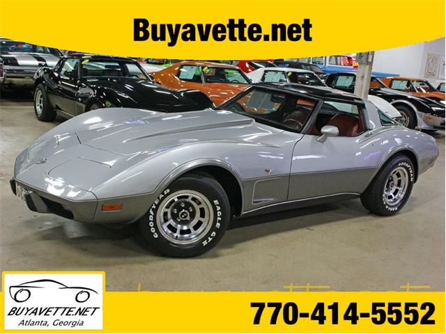 1978 Chevrolet Corvette (CC-1261030) for sale in Atlanta, Georgia