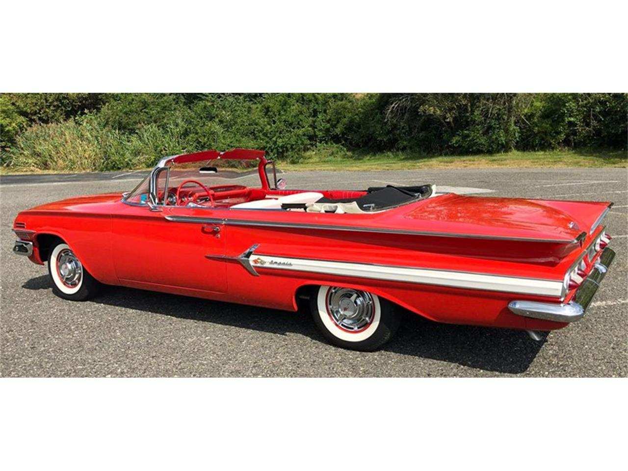 1960 Chevrolet Impala (CC-1261045) for sale in West Chester, Pennsylvania