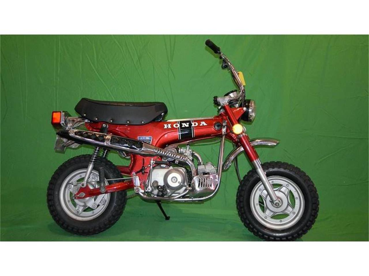 1972 Honda Motorcycle (CC-1261047) for sale in Conroe, Texas