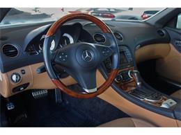2011 Mercedes-Benz SL550 (CC-1261053) for sale in Sherman Oaks, California