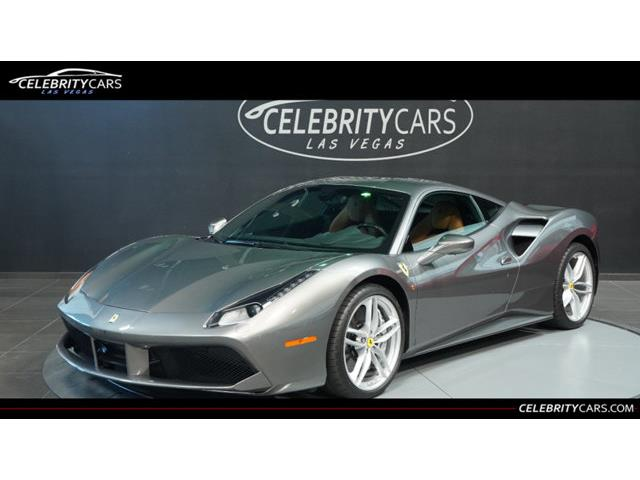 2016 Ferrari 488 GTB (CC-1261054) for sale in Las Vegas, Nevada