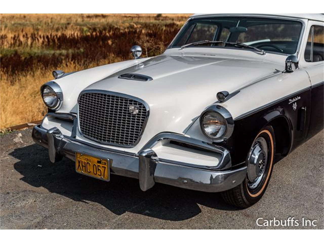 1957 Studebaker Silver Hawk (CC-1261066) for sale in Concord, California