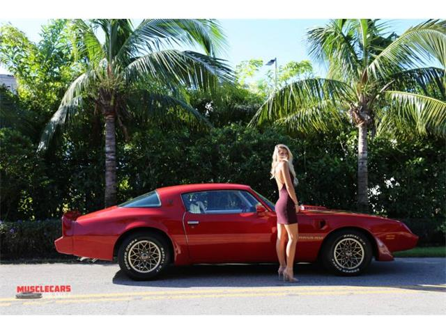 1980 Pontiac Firebird Trans Am (CC-1261088) for sale in Fort Myers, Florida