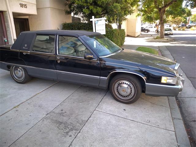 1989 Cadillac Fleetwood Brougham d'Elegance (CC-1261127) for sale in Los Angeles, California