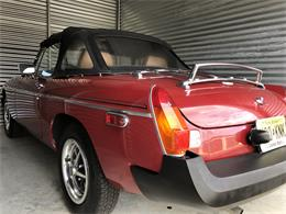 1980 MG MGB (CC-1261128) for sale in Somerville, New Jersey