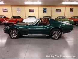 1972 Chevrolet Corvette (CC-1261133) for sale in martinsburg, Pennsylvania