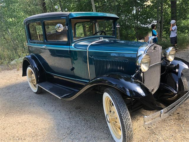 1931 Ford Model A (CC-1261138) for sale in Breckenridge, CO, Colorado