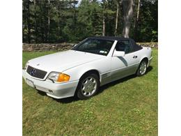 1992 Mercedes-Benz SL500 (CC-1261151) for sale in Saratoga Springs, New York