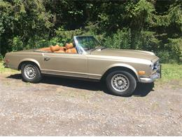 1971 Mercedes-Benz 280SL (CC-1261163) for sale in Saratoga Springs, New York