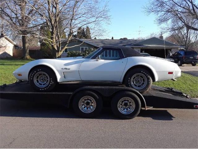 1975 Chevrolet Corvette (CC-1260121) for sale in Cadillac, Michigan