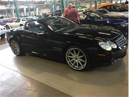 2004 Mercedes-Benz SL500 (CC-1261211) for sale in Saratoga Springs, New York
