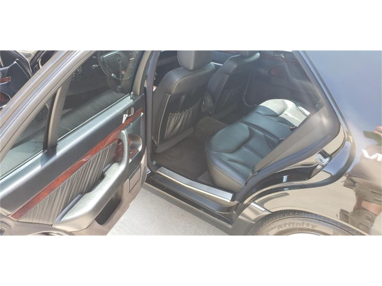 1999 Mercedes-Benz S500 (CC-1261214) for sale in Saratoga Springs, New York