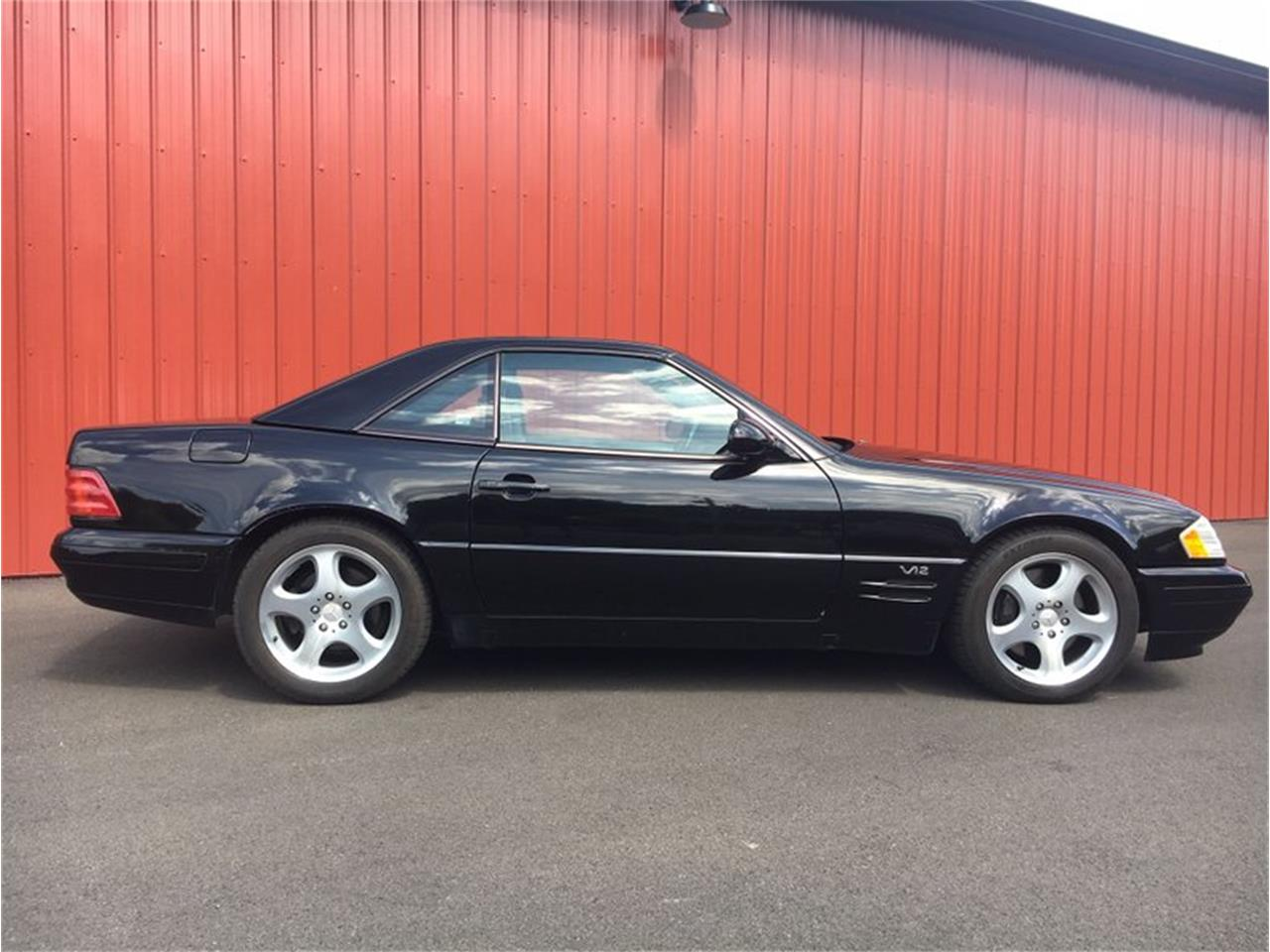 1999 Mercedes-Benz SL600 (CC-1261225) for sale in Saratoga Springs, New York