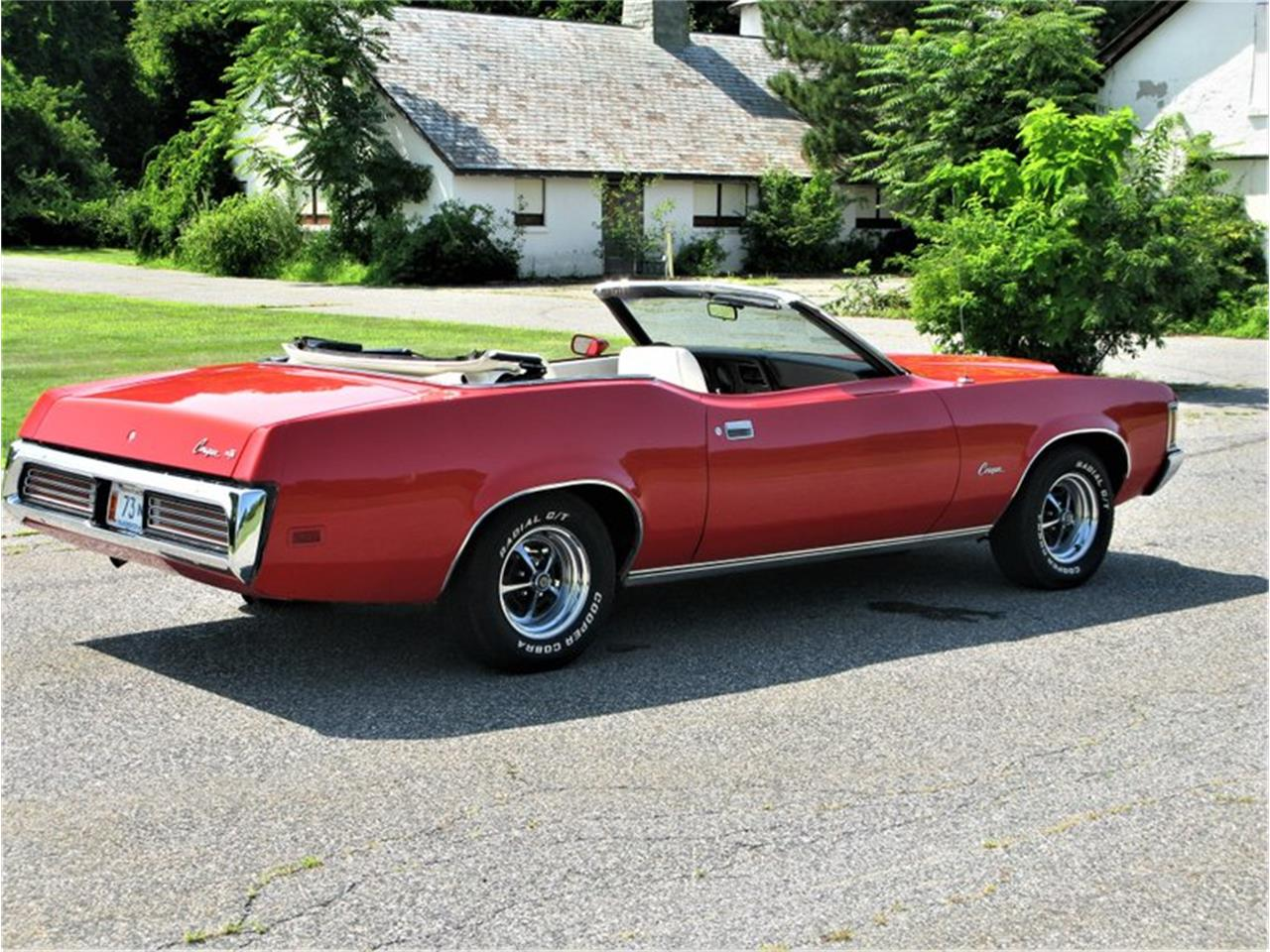 1971 Mercury Cougar (CC-1261231) for sale in Saratoga Springs, New York