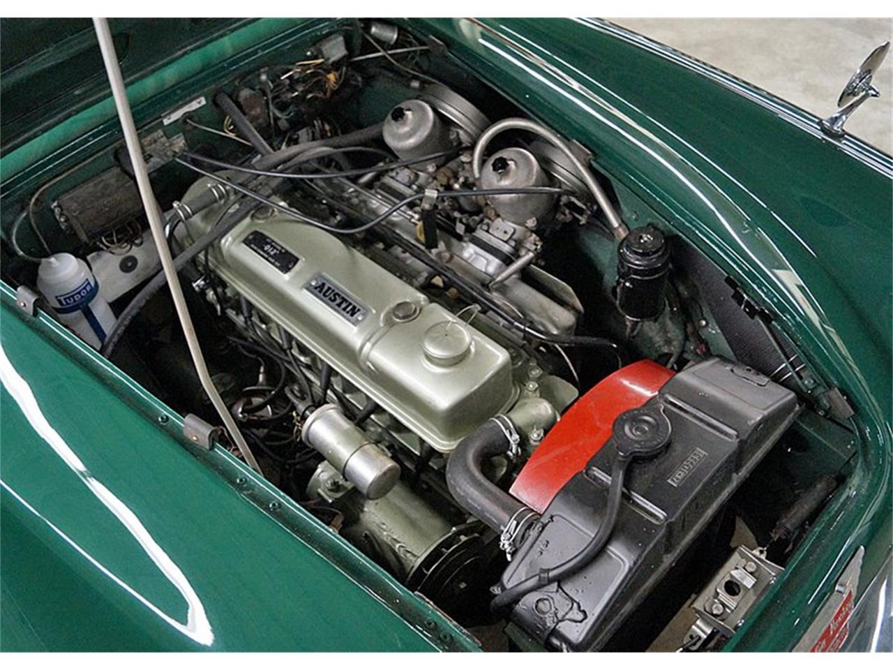 1967 Austin-Healey 3000 Mark III BJ8 (CC-1261249) for sale in Saratoga Springs, New York
