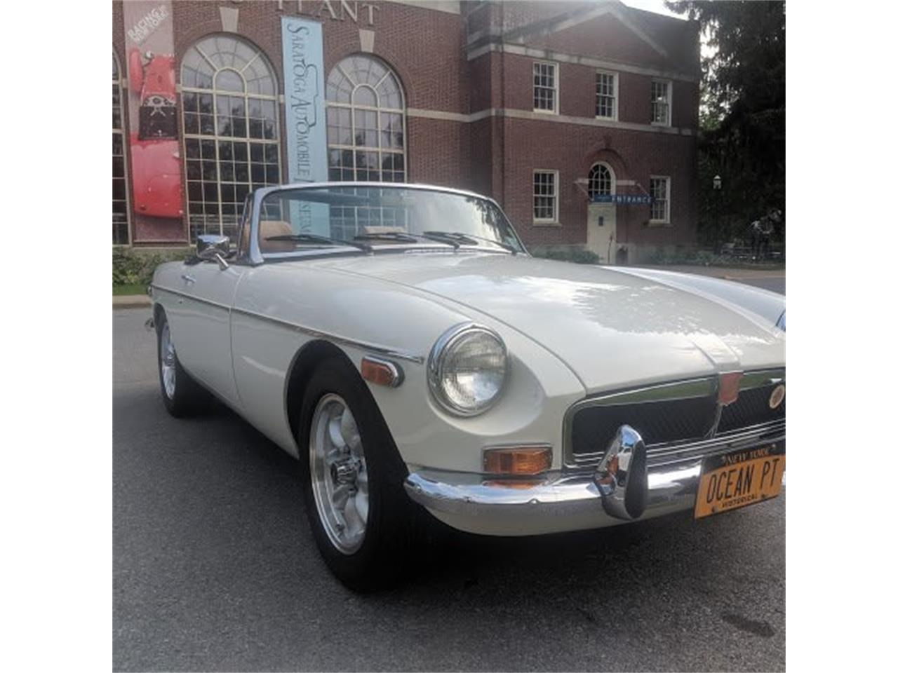 1980 MG MGB (CC-1261254) for sale in Saratoga Springs, New York