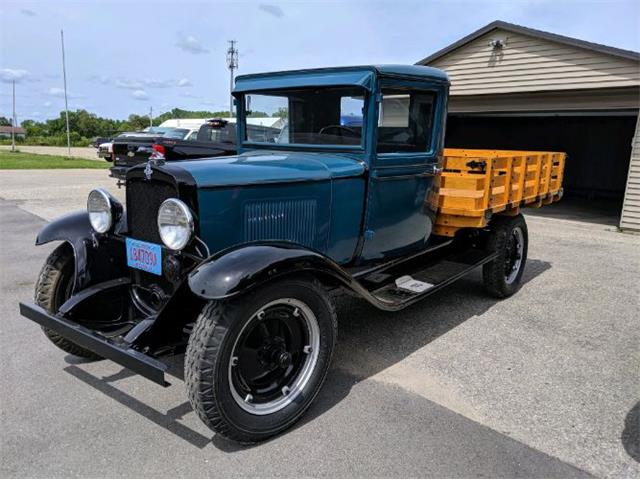 1931 Chevrolet Dump Truck (CC-1260127) for sale in Cadillac, Michigan