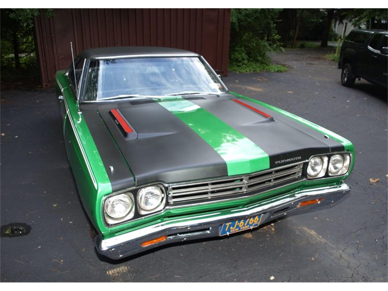 1969 Plymouth Road Runner (CC-1261282) for sale in Saratoga Springs, New York