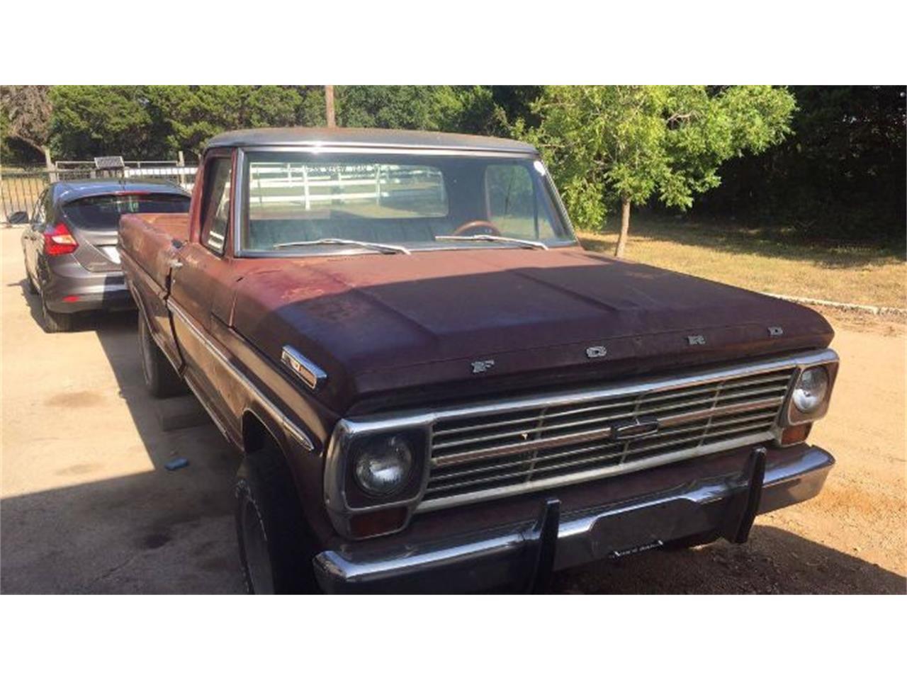 1969 Ford F100 (CC-1260131) for sale in Cadillac, Michigan