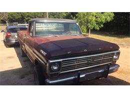 1969 Ford F100 (CC-1260131) for sale in Cadillac, Michigan