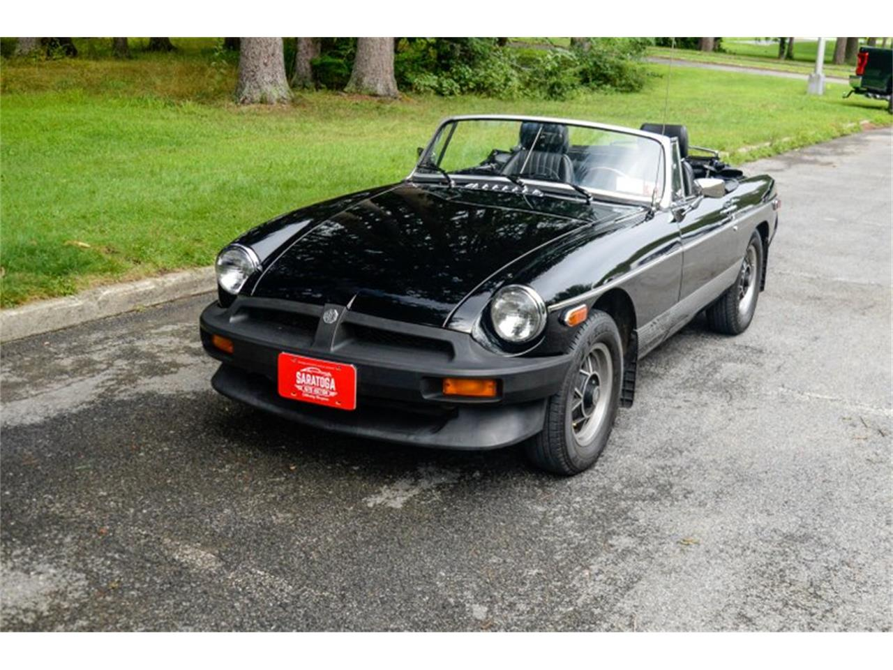 1979 MG MGB (CC-1261325) for sale in Saratoga Springs, New York