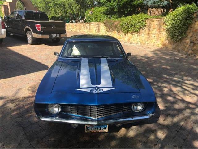 1969 Chevrolet Camaro (CC-1260135) for sale in Cadillac, Michigan